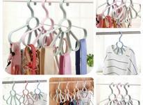 شال آویز و آویز روسری داخل کمدی و جا رختی و ...پک سه تایی مد در شیپور-عکس کوچک