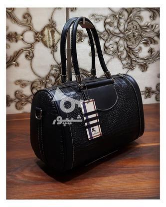 کیفِ صندوقی پوست ماری در گروه خرید و فروش لوازم شخصی در تهران در شیپور-عکس1