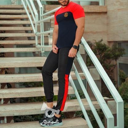 ست تیشرت وشلوار مردانه مدل Zelata در گروه خرید و فروش لوازم شخصی در تهران در شیپور-عکس1