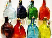 مجموعه شیشه های دست ساز در شیپور-عکس کوچک