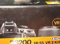 دوربین عکاسی نیکون D3200 در حد نو در شیپور-عکس کوچک