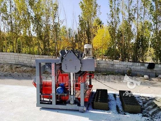 دستگاه بلوک زنی M.KH در گروه خرید و فروش صنعتی، اداری و تجاری در آذربایجان شرقی در شیپور-عکس2