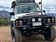 بازسازی خودروهای  دو دیفرانسیل ، آفرودی در شیپور