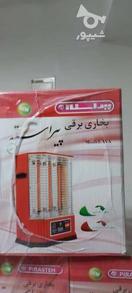 بخاری برقی پیراسته سفالی المنت ایستاده تویوست در گروه خرید و فروش لوازم خانگی در تهران در شیپور-عکس2