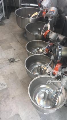 خمیرگیر 40 کیلوی استیل نو در گروه خرید و فروش صنعتی، اداری و تجاری در تهران در شیپور-عکس1