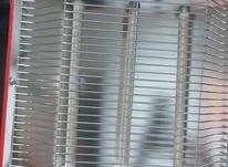 بخاری برقی پویان خزر المنت سفالی ایستاده توئست  در شیپور-عکس کوچک
