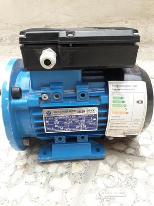 الکتروموتور چینی در حد در گروه خرید و فروش صنعتی، اداری و تجاری در قم در شیپور-عکس1