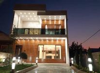 فروش ویلادوبلکس ۲۴۰متری مدرن منطقه جنگلی چمستان در شیپور-عکس کوچک