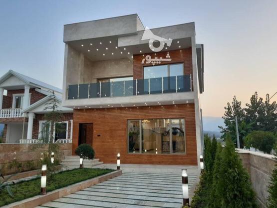 ویلادوبلکس 240متری مدرن منطقه جنگلی چمستان در گروه خرید و فروش املاک در مازندران در شیپور-عکس5