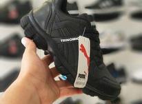 کفش کتونی ورزشی پوما Puma مدل Trinomic مشکی در شیپور-عکس کوچک