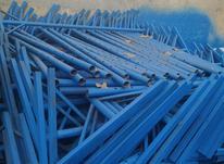 جک فلزی ساختمانی 4 متری سر ثابت ناودانی در شیپور-عکس کوچک