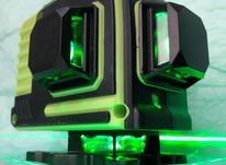 ترازلیزری تراز لیزری 3 خط 360 درجه نور سبز در شیپور-عکس کوچک