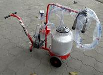 شیردوش تک واحد پنوماتیک طرح لاله در شیپور-عکس کوچک