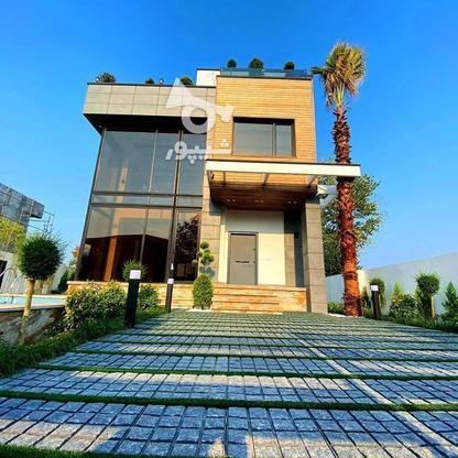 ویلا 350 متری با استخر چهارفصل در نور در گروه خرید و فروش املاک در مازندران در شیپور-عکس8