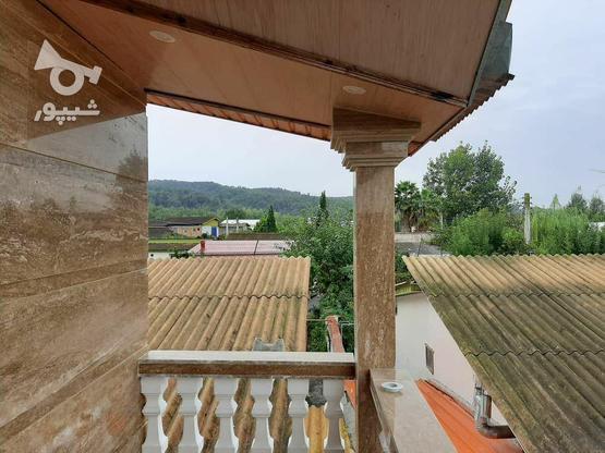 فروش ویلا دوبلکس 260متری نما سنگ منطقه جنگلی نور در گروه خرید و فروش املاک در مازندران در شیپور-عکس8