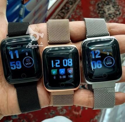ساعت هوشمند در گروه خرید و فروش موبایل، تبلت و لوازم در سیستان و بلوچستان در شیپور-عکس1