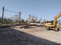 تخریب انواع ساختمان و بتن در شیپور-عکس کوچک
