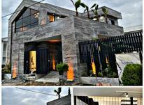 فروش ویلا 300 متری دوبلکس نما مدرن استخردار نور جنگلی در شیپور-عکس کوچک