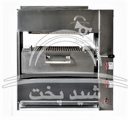 کباب پز تابشی 10 سیخ رومیزی در گروه خرید و فروش صنعتی، اداری و تجاری در تهران در شیپور-عکس2