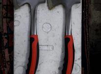 تبر کوهنوردی از فولاد آلیاژی ضدزنگ در شیپور-عکس کوچک