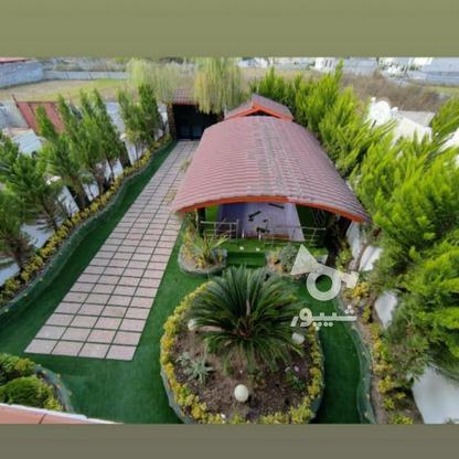 فروش ویلا استخر دار به متراژ۳۷۰مترزمین در گروه خرید و فروش املاک در مازندران در شیپور-عکس3