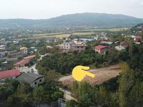 زمین 300متری رو تپه داخل بافت در شیپور