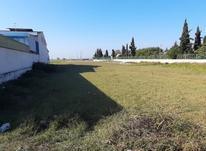 فروش زمین تجاری 3300 متر در بر اصلی اتوبان ساری به قائمشهر در شیپور-عکس کوچک