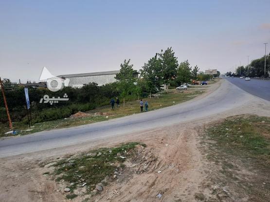 3000مترزمین تجاری مسکونی  دراتوبان ساری در گروه خرید و فروش املاک در مازندران در شیپور-عکس5