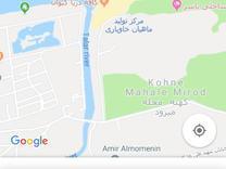 فروش زمین مسکونی 275 متر در بابلسر در شیپور