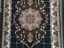 فرش سرمه ای طرح 700شانه  در شیپور