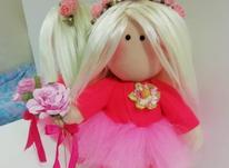 عروسک روسی مو طلایی در شیپور-عکس کوچک
