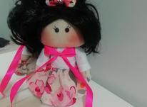 عروسک روسی مو مشکی با تخفیف ویژه  در شیپور-عکس کوچک