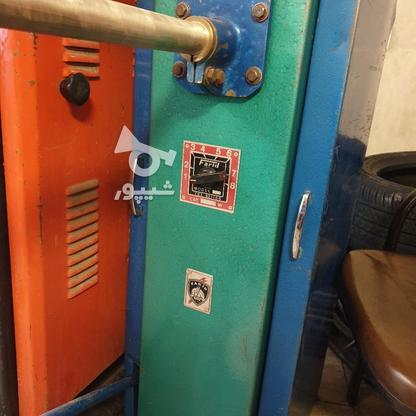 گیوتین و خمکن (قیچی وخمکن) نقطه جوش فرید در گروه خرید و فروش صنعتی، اداری و تجاری در تهران در شیپور-عکس5