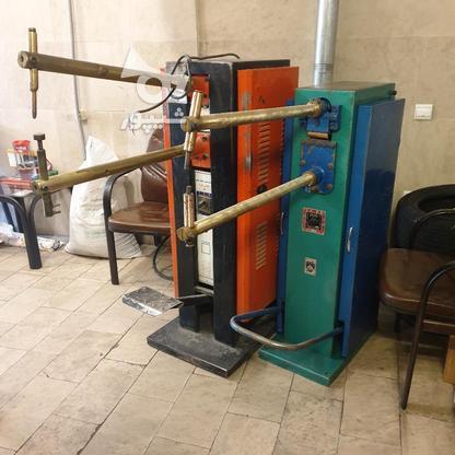 گیوتین و خمکن (قیچی وخمکن) نقطه جوش فرید در گروه خرید و فروش صنعتی، اداری و تجاری در تهران در شیپور-عکس4