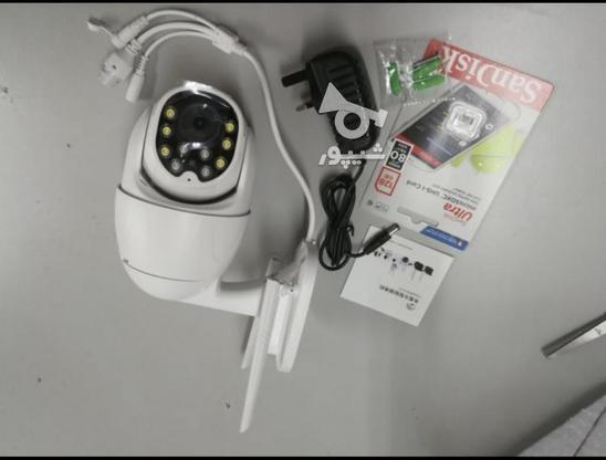 اولین دوربین مداربسته 3مگ کاملا هوشمند کره ای کشور در گروه خرید و فروش لوازم الکترونیکی در مازندران در شیپور-عکس1