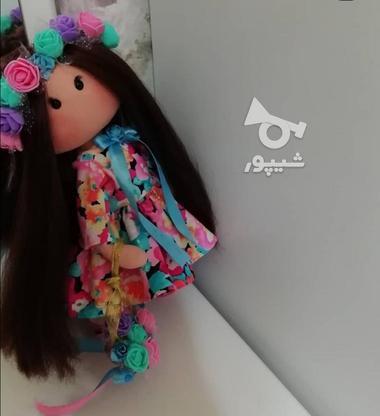 عروسک روسی با ست گلدار در گروه خرید و فروش ورزش فرهنگ فراغت در گیلان در شیپور-عکس1