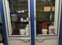یخچال ویترینی سوپرمارکت2در در شیپور-عکس کوچک