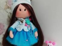 عروسک روسی با ژاکت آبی  در شیپور-عکس کوچک