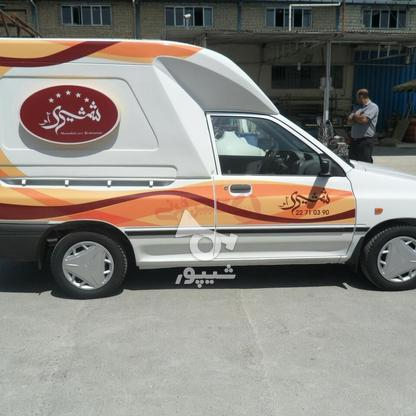 کابین باربند اتاقعقب وانتپراید.مزدا.اریسان.پیکان. در گروه خرید و فروش وسایل نقلیه در آذربایجان غربی در شیپور-عکس11