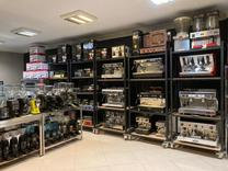 فروش دستگاه اسپرسو کارکرده استوک و نو  در شیپور