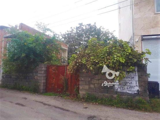 زمین مسکونی 180 متری در چالوس در گروه خرید و فروش املاک در مازندران در شیپور-عکس1