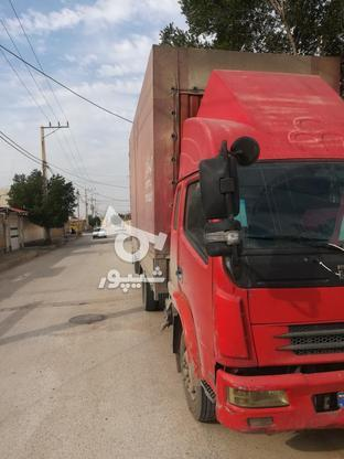 حمل بار،اثاثیه،بیمه نامه،ماشین اتاق بزرگ در گروه خرید و فروش خدمات و کسب و کار در خوزستان در شیپور-عکس1