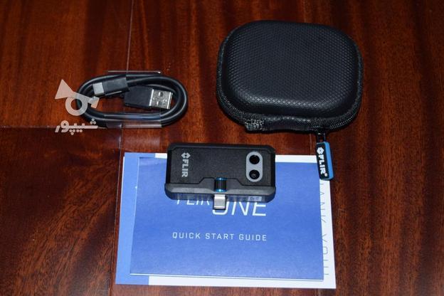 مبدل دوربین تصویر برداری حرارتی مدل FLIR ONE PRO در گروه خرید و فروش صنعتی، اداری و تجاری در تهران در شیپور-عکس2