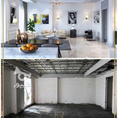 فروش آپارتمان 115 متر در گلچین در گروه خرید و فروش املاک در تهران در شیپور-عکس1