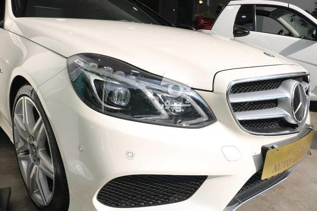 بنز E 250 مدل 2016 سفید در گروه خرید و فروش وسایل نقلیه در تهران در شیپور-عکس1