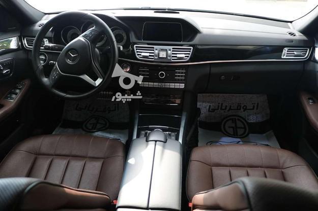 بنز E 250 مدل 2016 سفید در گروه خرید و فروش وسایل نقلیه در تهران در شیپور-عکس16