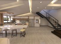 طراحی معماری دفتر فنی مهندسی ساختمان ویلا سوله  در شیپور-عکس کوچک