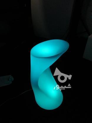 صندلی کمر باریک بلند اپن نوری ledمیز سوآرز ال ای دی چراغ دار در گروه خرید و فروش صنعتی، اداری و تجاری در تهران در شیپور-عکس4