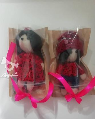 عروسک تم  ولنتایی ست در گروه خرید و فروش ورزش فرهنگ فراغت در گیلان در شیپور-عکس5