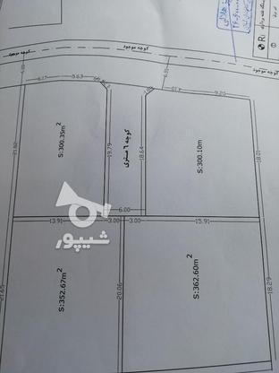 فروش زمین مسکونی 362 متر در چاف و چمخاله در گروه خرید و فروش املاک در گیلان در شیپور-عکس2